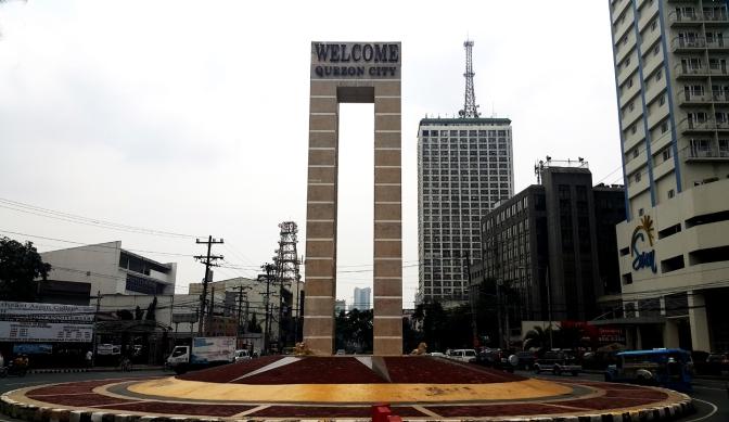 19 1948 Luciano V. Aquino - Welcome Rotonda, 1995 renamed as the Mabuhay Rotonda
