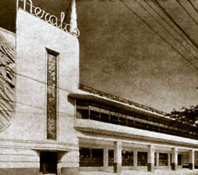 1936 Juan Arellano - Meralco Building, San Marcelino, Manila