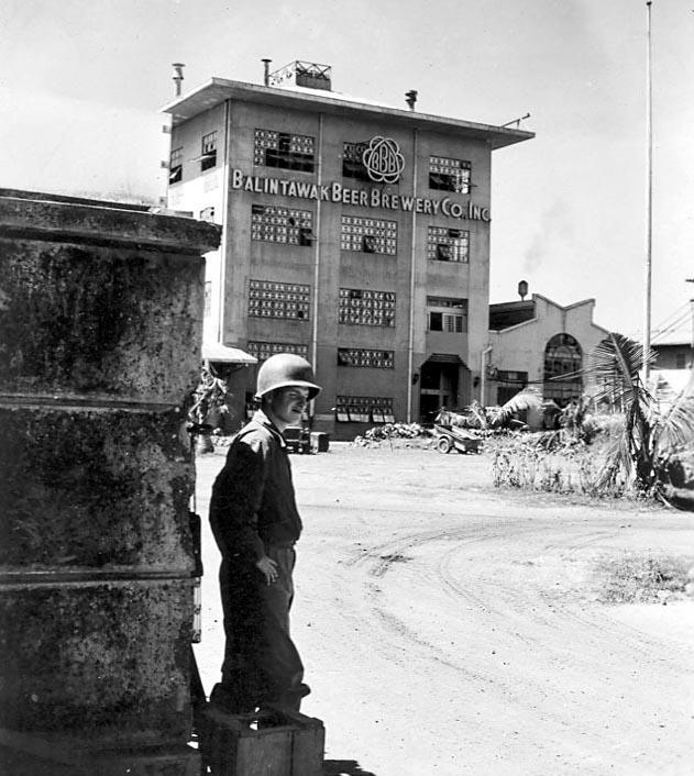 1945 Balintawak Brewery
