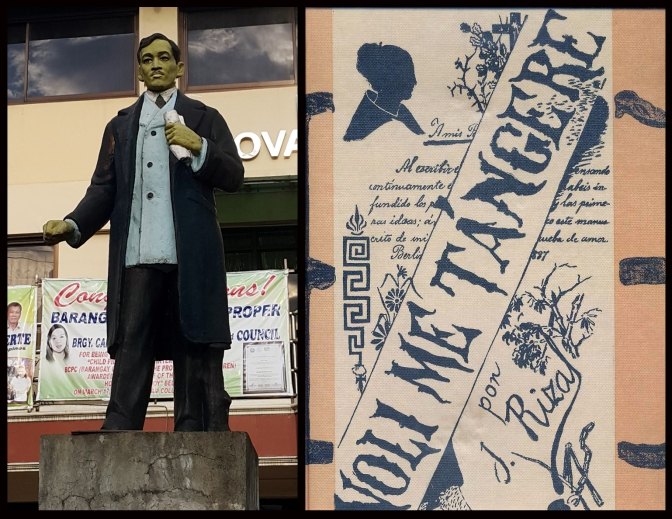 22 1903 Dr. Jose P. Rizal, Novaliches Proper Barangay Hall Complex, and 1887 Noli Mi Tangere
