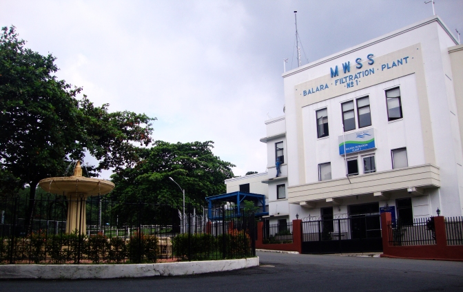 23 1929 Metropolitan Water District Administration Building, Balara Filtration Complex