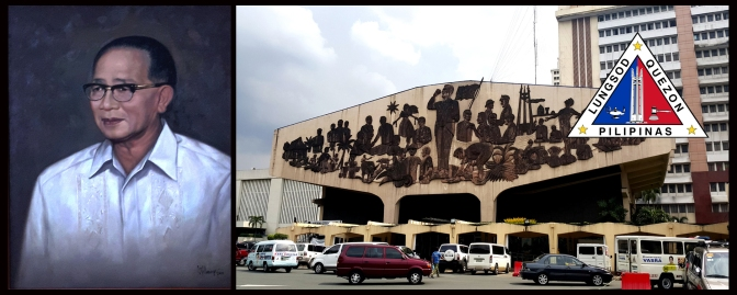 23 Mayor Norberto Salandanan Amoranto (1907-1979) & the Quezon City Hall