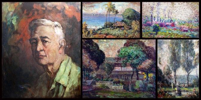 24 Artworks by Juan Marcos de Guzmán Arellano (1888-1960)