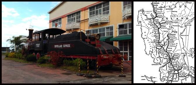 25 1906-1936 Marikina Line Train, Marikina Riverbanks Center & 1906-1941 Manila Electric Railroad and Light Company (MERALCO) Railway Systems