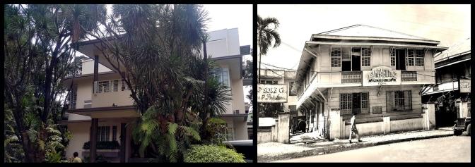 28 1940 Sampaguita Pictures Studios and the Vera-Perez Home