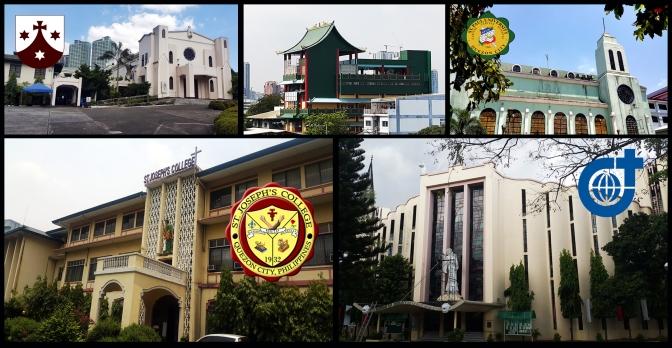 30 Religious Institutions of New Manila