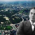 Diliman Quadrangle, Quezon City: History of the Elliptical Road Landmarks