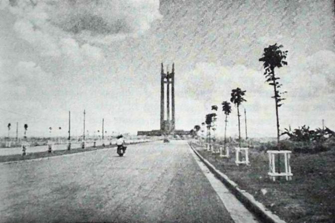 01 1960s Quezon Memorial Circle