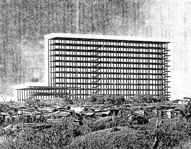 04 1960s Quezon City Hall under construction