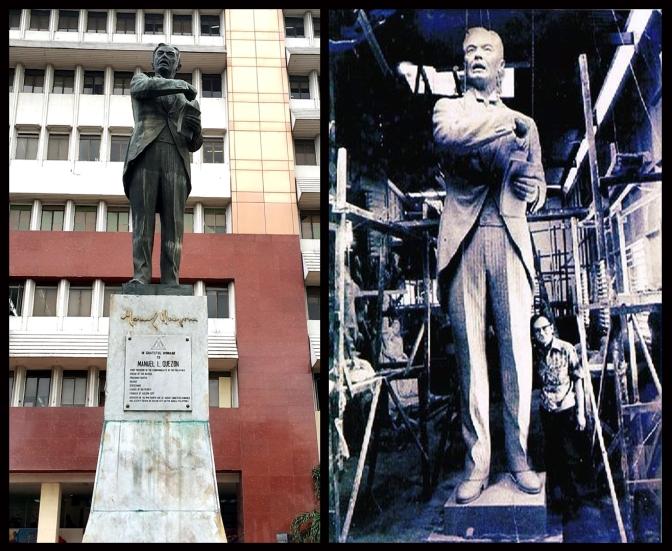 14 1977 President Manuel Quezon Monument by Anastacio Tanchauco Caedo (1907-1990)