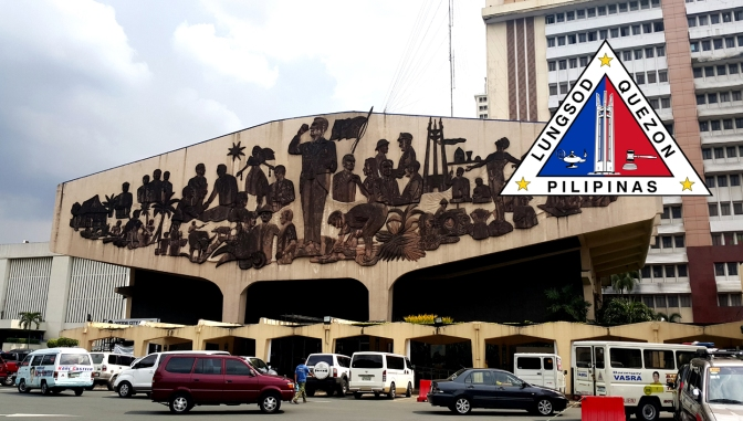 16 1964-1972 Quezon City Hall