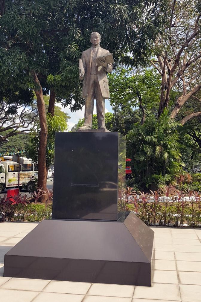16 2009 Frederic Caedo - Dr. Jose Rizal, Quezon City Hall