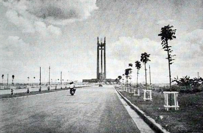 17 1960 Quezon Avenue and the Quezon Memorial