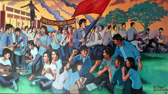 31 Leonilo Doloricon - The Diliman Commune