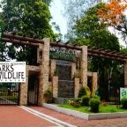 Diliman Quadrangle, Quezon City: The History and Art of the Ninoy Aquino Parks and Wildlife Center