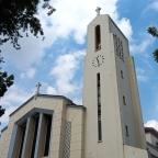 Quezon Avenue, Quezon City: The History Santo Domingo Church and the Nuestra Señora del Santísimo Rosario de La Naval de Manila