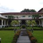 Santo Domingo, Quezon City: Luis Ac-Ac's Roundels of Dominican Saints