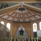 Santo Domingo Church, Quezon City: Galo Ocampo's Stained Glass Windows